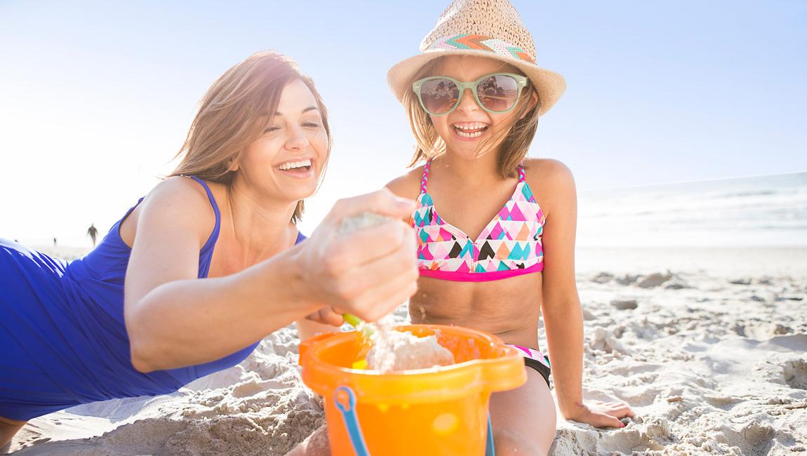 Sandbucket in Myrtle Beach
