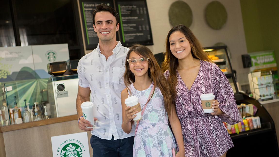 Starbucks at Havana
