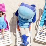 Salty the Shark with Kids