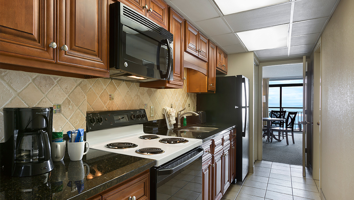 Landmark Resort Suite Kitchen