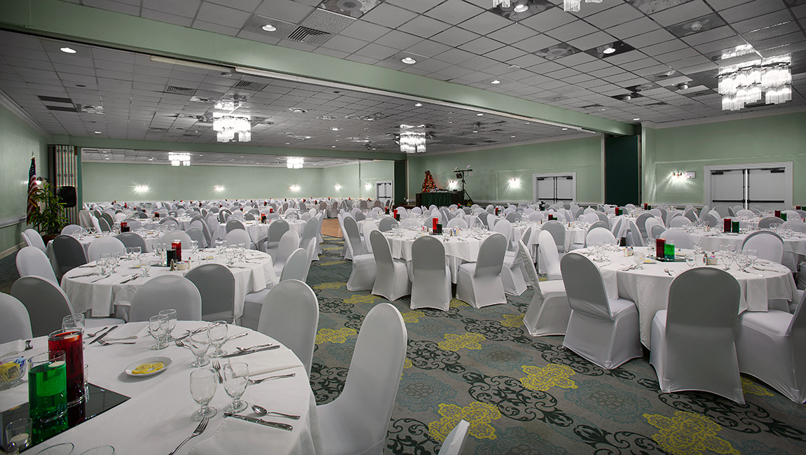 Landmark Resort Myrtle Beach Banquet Room